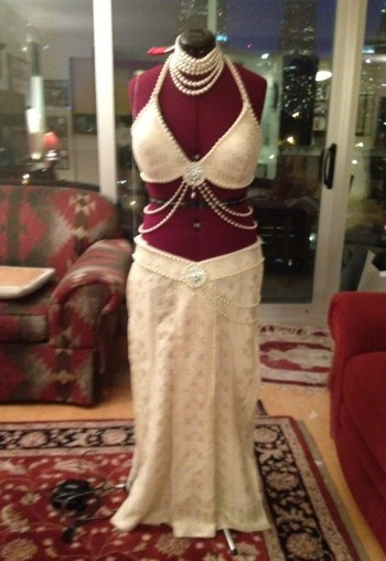 Ivory Assuit Costume Project